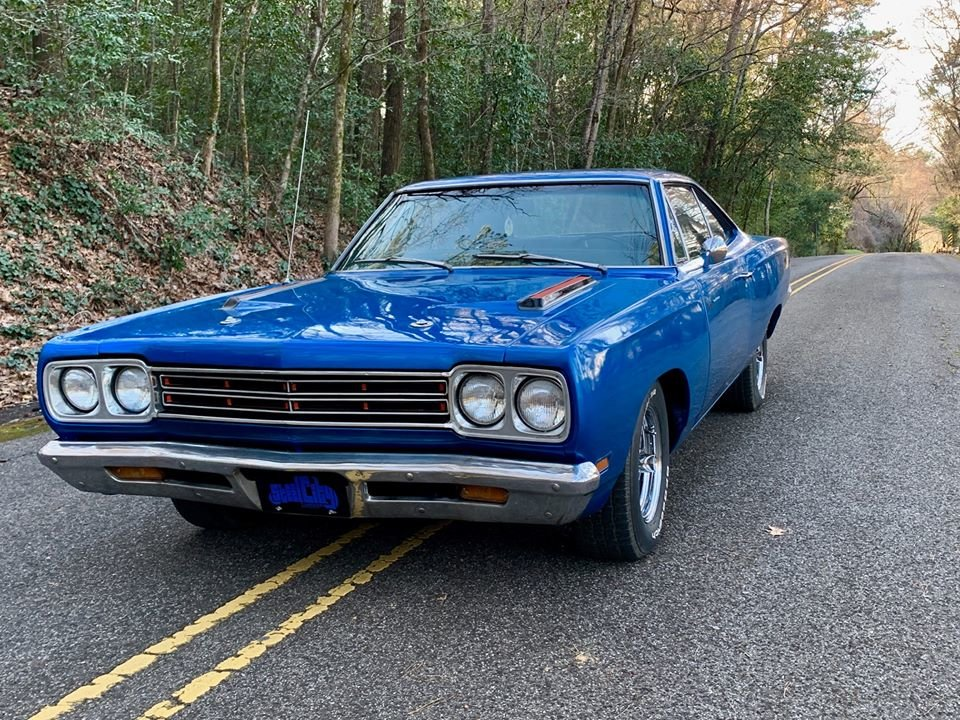 1969 Plymouth Roadrunner (Birmingham, AL) 34,900 obo For Sale (picture 1 of 6)