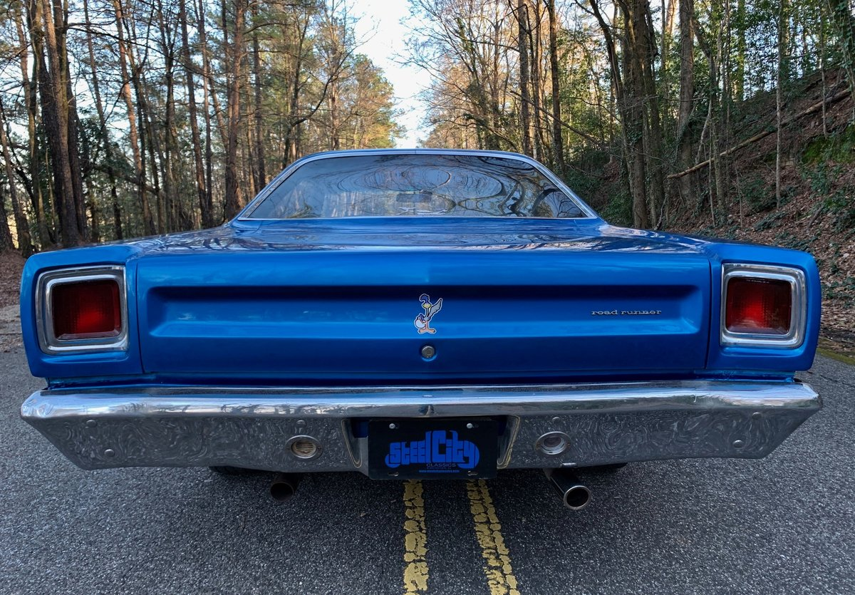 1969 Plymouth Roadrunner (Birmingham, AL) 34,900 obo For Sale (picture 2 of 6)