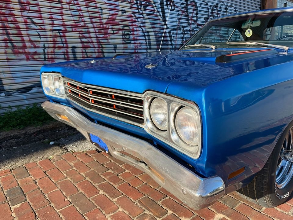 1969 Plymouth Roadrunner (Birmingham, AL) 34,900 obo For Sale (picture 3 of 6)