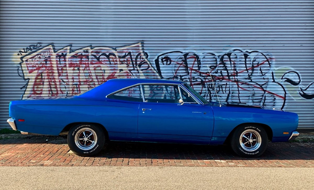 1969 Plymouth Roadrunner (Birmingham, AL) 34,900 obo For Sale (picture 5 of 6)