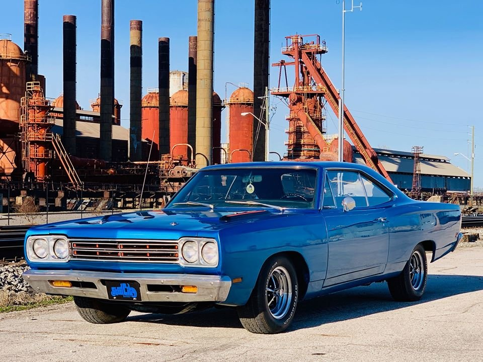 1969 Plymouth Roadrunner (Birmingham, AL) 34,900 obo For Sale (picture 6 of 6)
