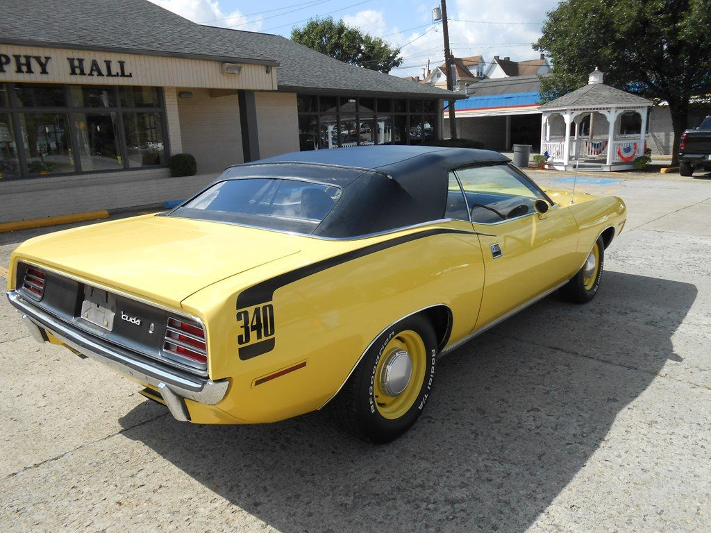 1970 Plymouth Cuda Convertible  For Sale by Auction (picture 2 of 6)