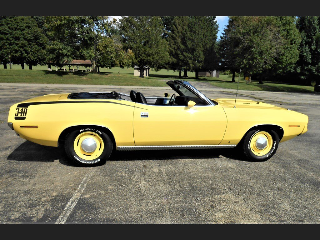 1970 Plymouth Cuda Convertible  For Sale by Auction (picture 5 of 6)