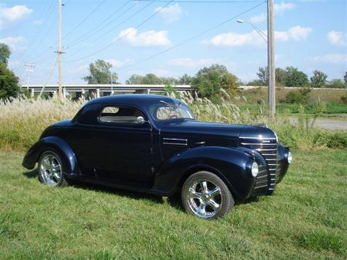 1939 Plymouth Business Coupe..Black For Sale (picture 2 of 6)