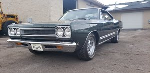 1968  Plymouth GTX 440ci Numbers Matching