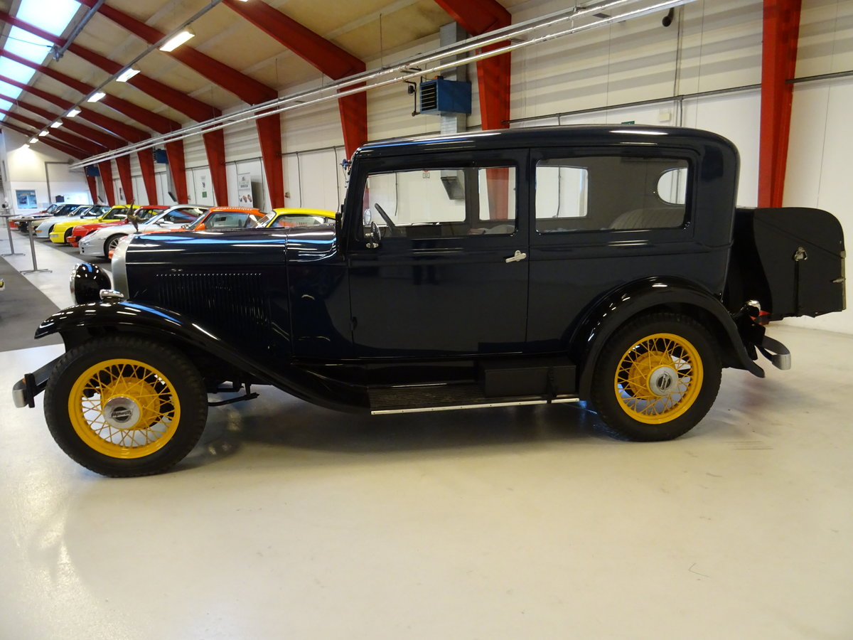 1932 Plymouth PA, 2-door – fully-restored in 2012 For Sale (picture 4 of 24)