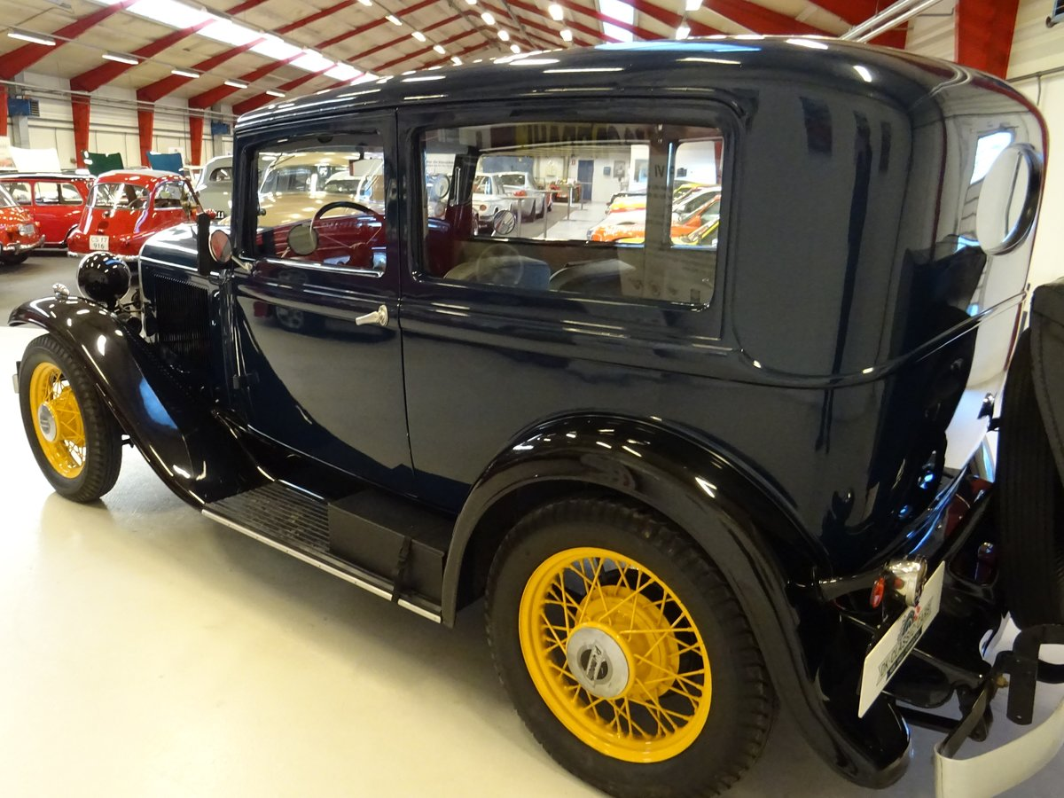 1932 Plymouth PA, 2-door – fully-restored in 2012 For Sale (picture 5 of 24)