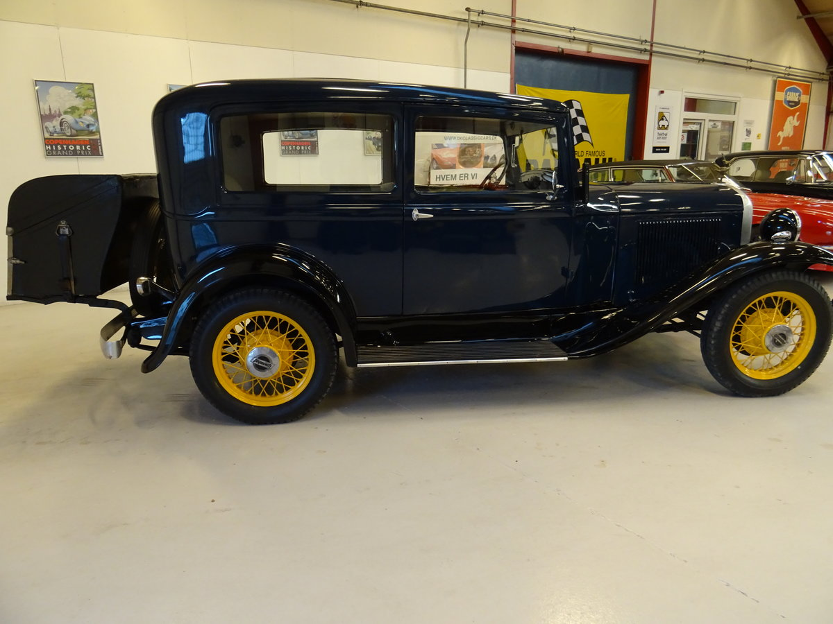 1932 Plymouth PA, 2-door – fully-restored in 2012 For Sale (picture 8 of 24)