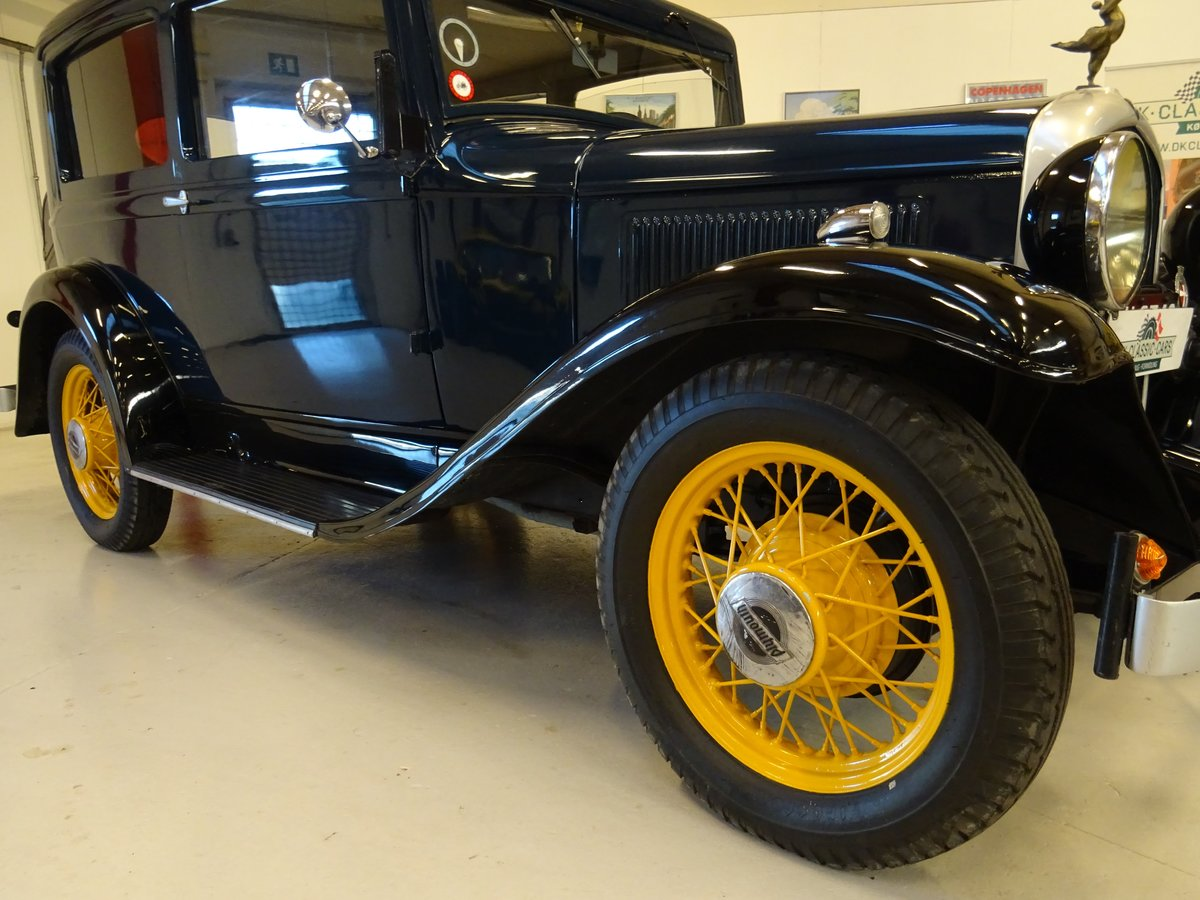 1932 Plymouth PA, 2-door – fully-restored in 2012 For Sale (picture 9 of 24)