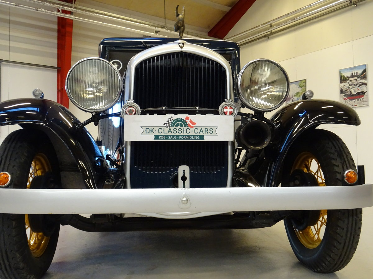 1932 Plymouth PA, 2-door – fully-restored in 2012 For Sale (picture 11 of 24)