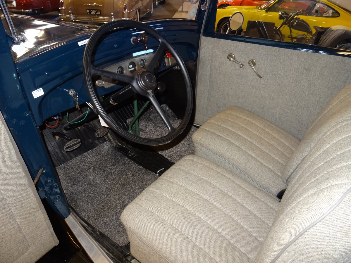 1932 Plymouth PA, 2-door – fully-restored in 2012 For Sale (picture 14 of 24)