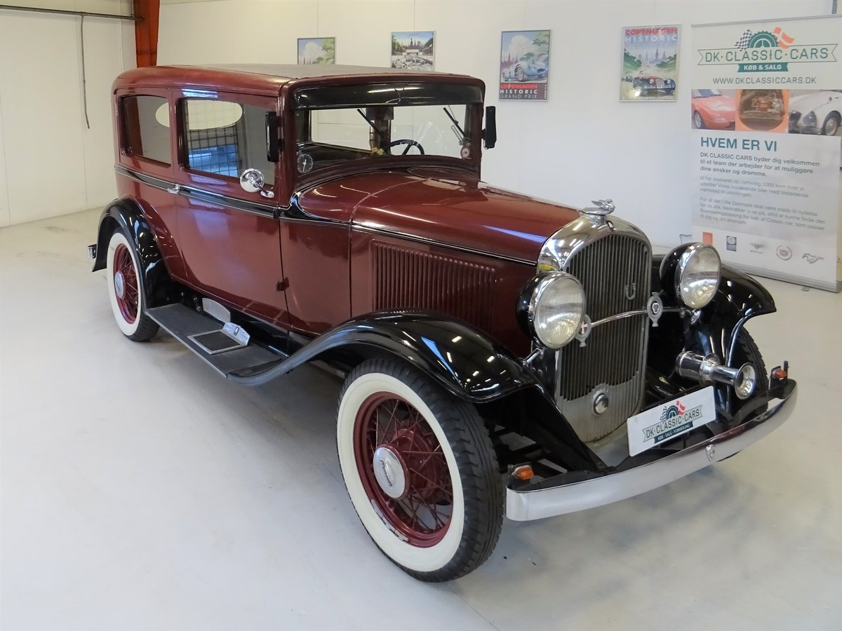 1932 Plymouth PA, 2-door For Sale (picture 1 of 24)