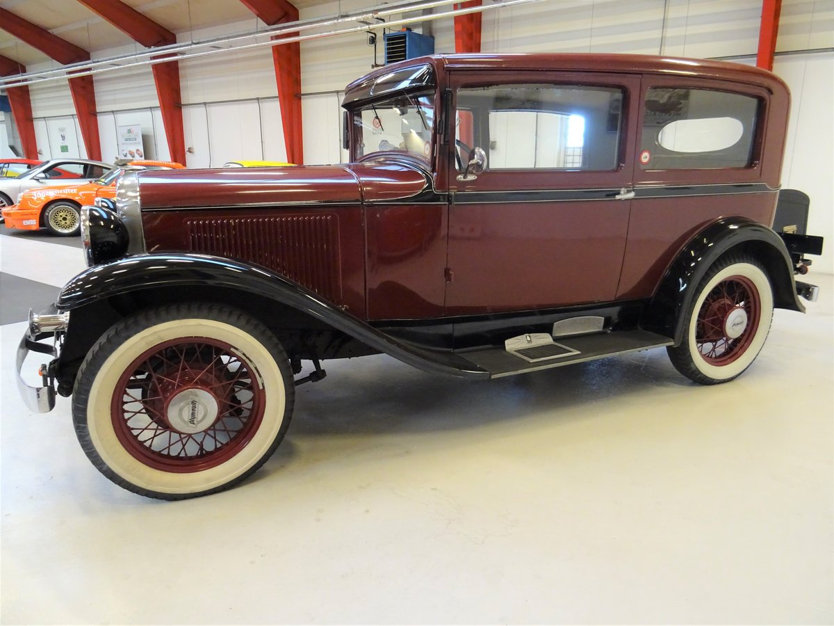1932 Plymouth PA, 2-door For Sale (picture 5 of 24)