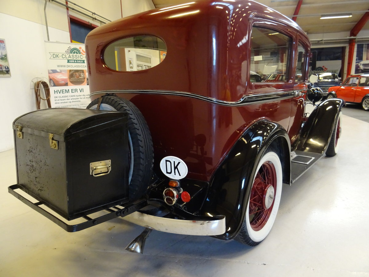 1932 Plymouth PA, 2-door For Sale (picture 8 of 24)