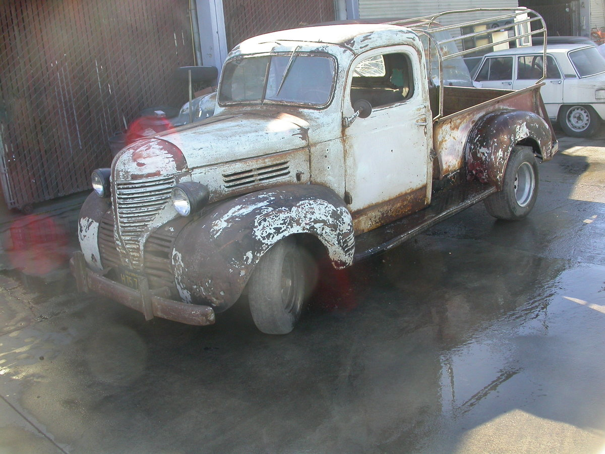 RARE 1939 PLYMOUTH STEPSIDE  $11250 ARRIVING IN UK LATE JUNE For Sale (picture 1 of 6)