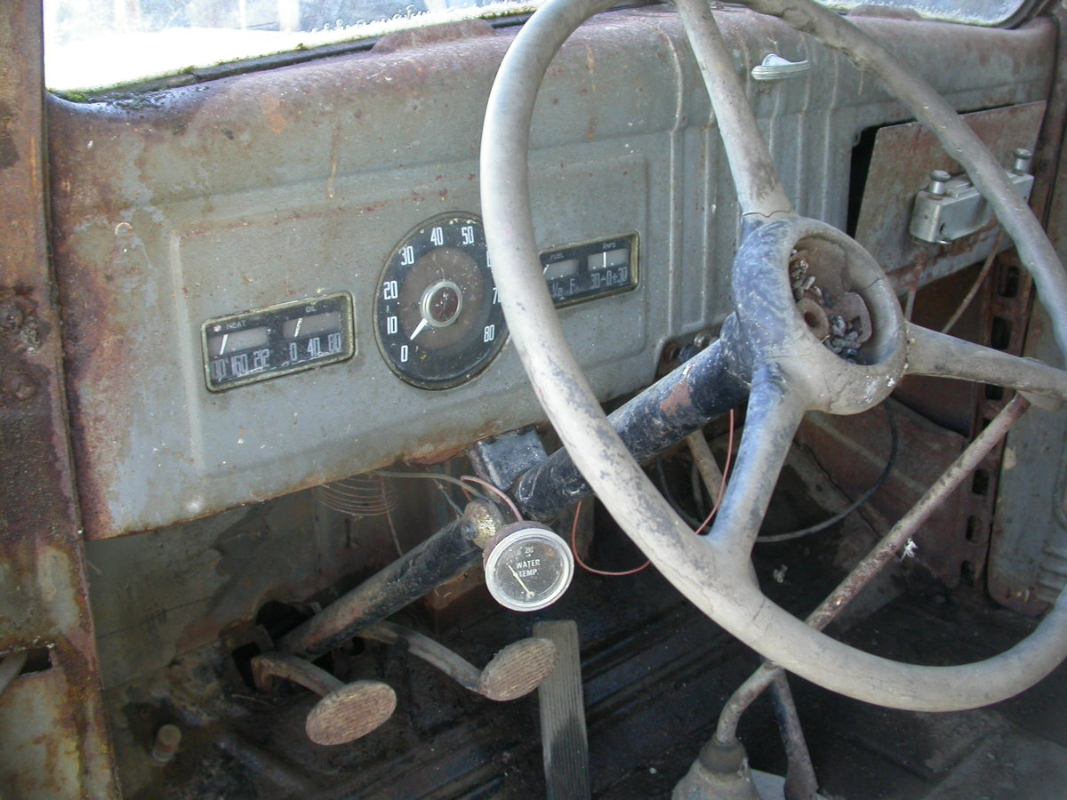 RARE 1939 PLYMOUTH STEPSIDE  $11250 ARRIVING IN UK LATE JUNE For Sale (picture 4 of 6)