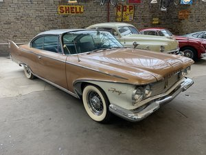 1960 Plymouth Fury Pillarless Coupe
