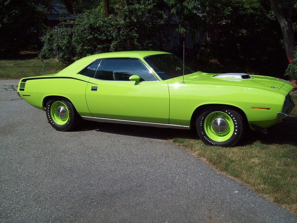 1970 Plymouth Hemi Cuda (Burlington, MA) $400,000 obo For Sale (picture 2 of 6)