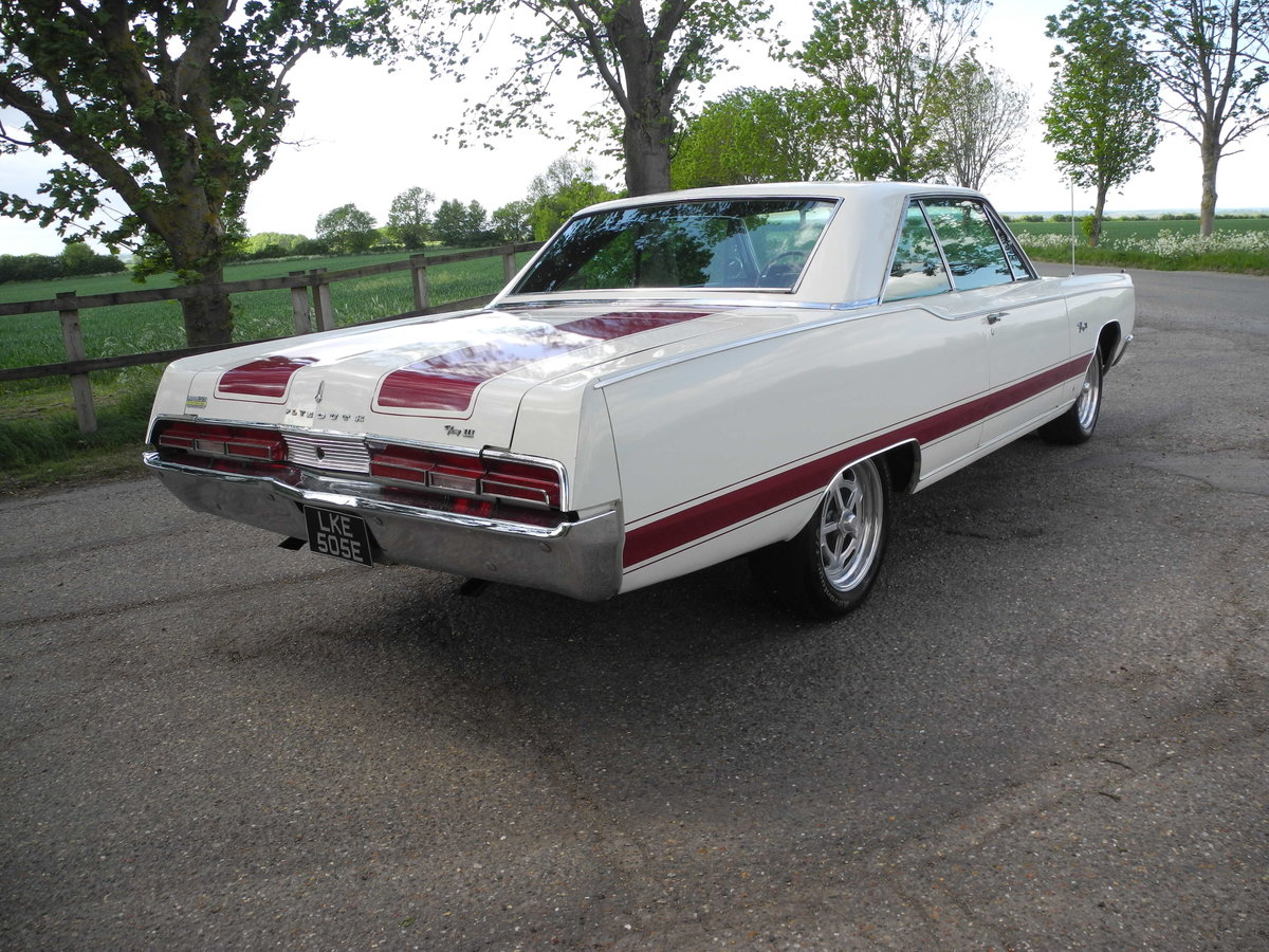 1967 PLYMOUTH FURY3 COUPE SOLD (picture 4 of 6)