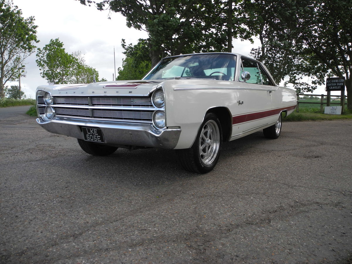 1967 PLYMOUTH FURY3 COUPE SOLD (picture 5 of 6)