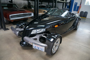Orig California 1999 Plymouth Prowler with 11K orig miles SOLD
