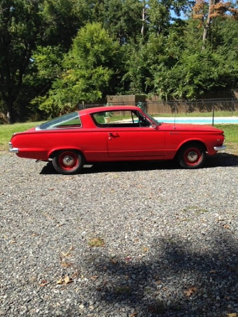 1965 Plymouth Barracuda For Sale (picture 2 of 6)
