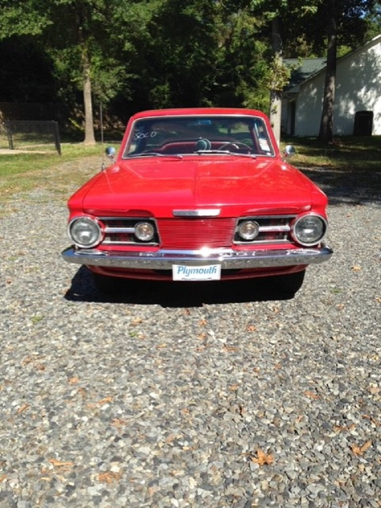 1965 Plymouth Barracuda For Sale (picture 3 of 6)