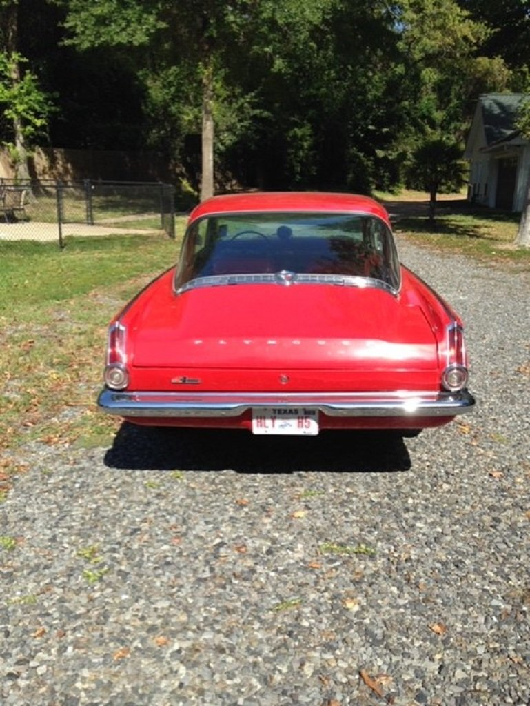 1965 Plymouth Barracuda For Sale (picture 4 of 6)