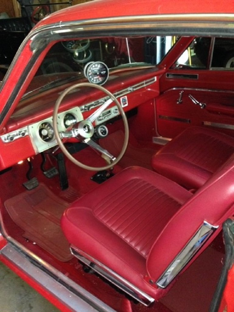 1965 Plymouth Barracuda For Sale (picture 5 of 6)