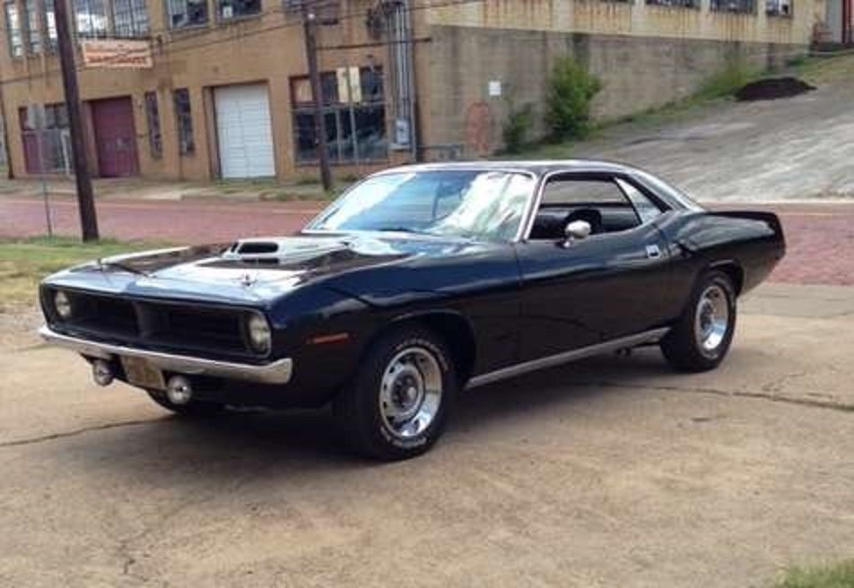 1970 Plymouth Cuda For Sale (picture 1 of 6)