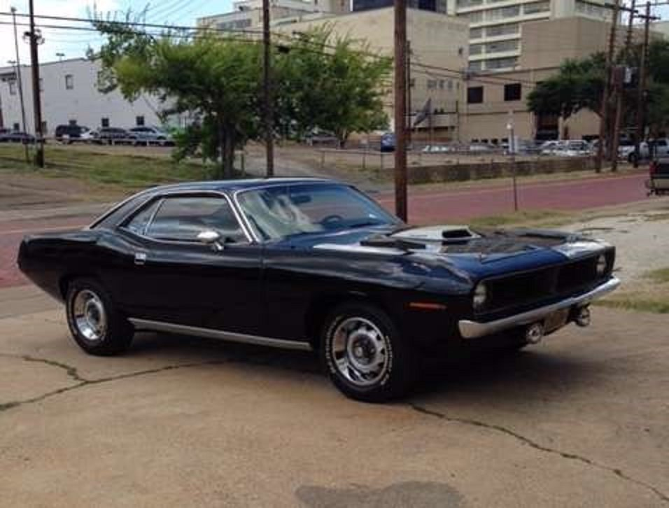 1970 Plymouth Cuda For Sale (picture 2 of 6)