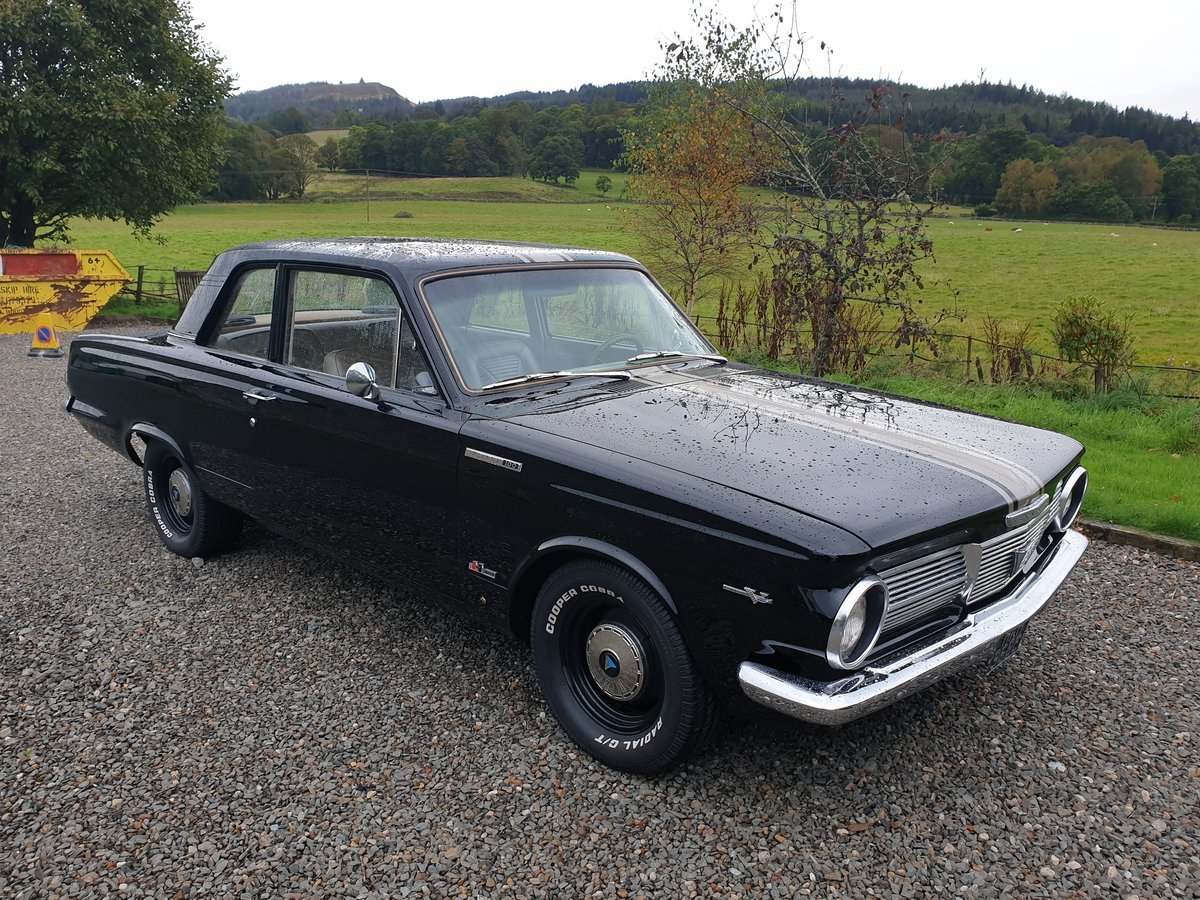 1965 Plymouth valiant commando v8 For Sale (picture 1 of 6)