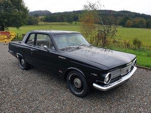 1965 Plymouth valiant commando v8 For Sale
