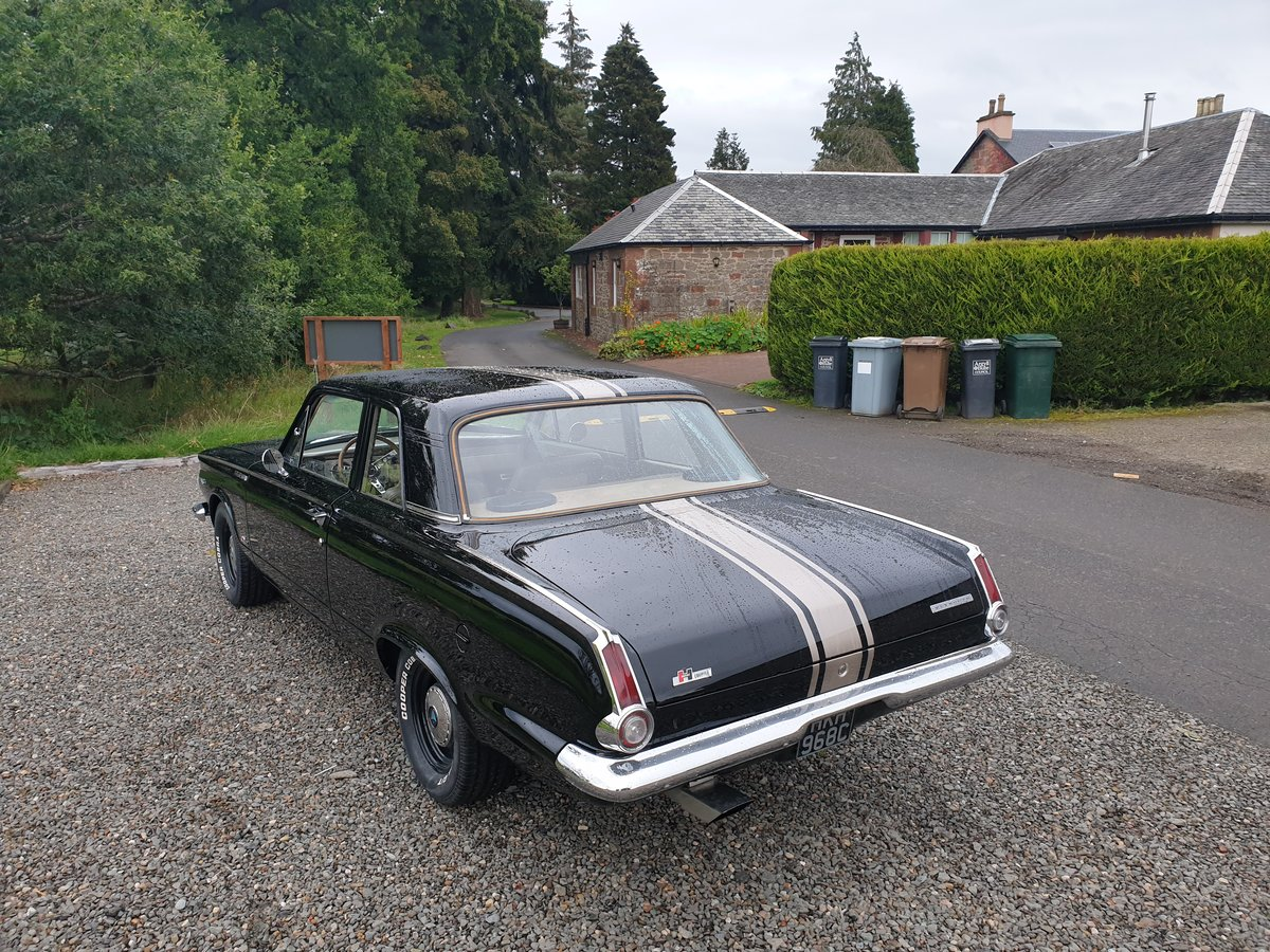 1965 Plymouth valiant commando v8 For Sale (picture 3 of 6)