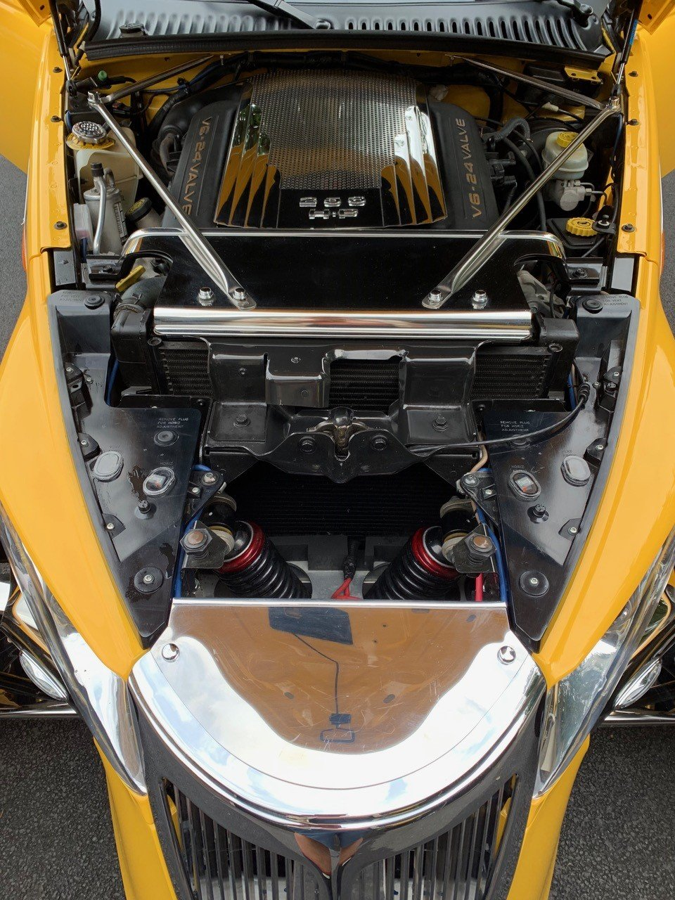 2002 Plymouth Prowler with trailer V Low Milage For Sale (picture 2 of 6)