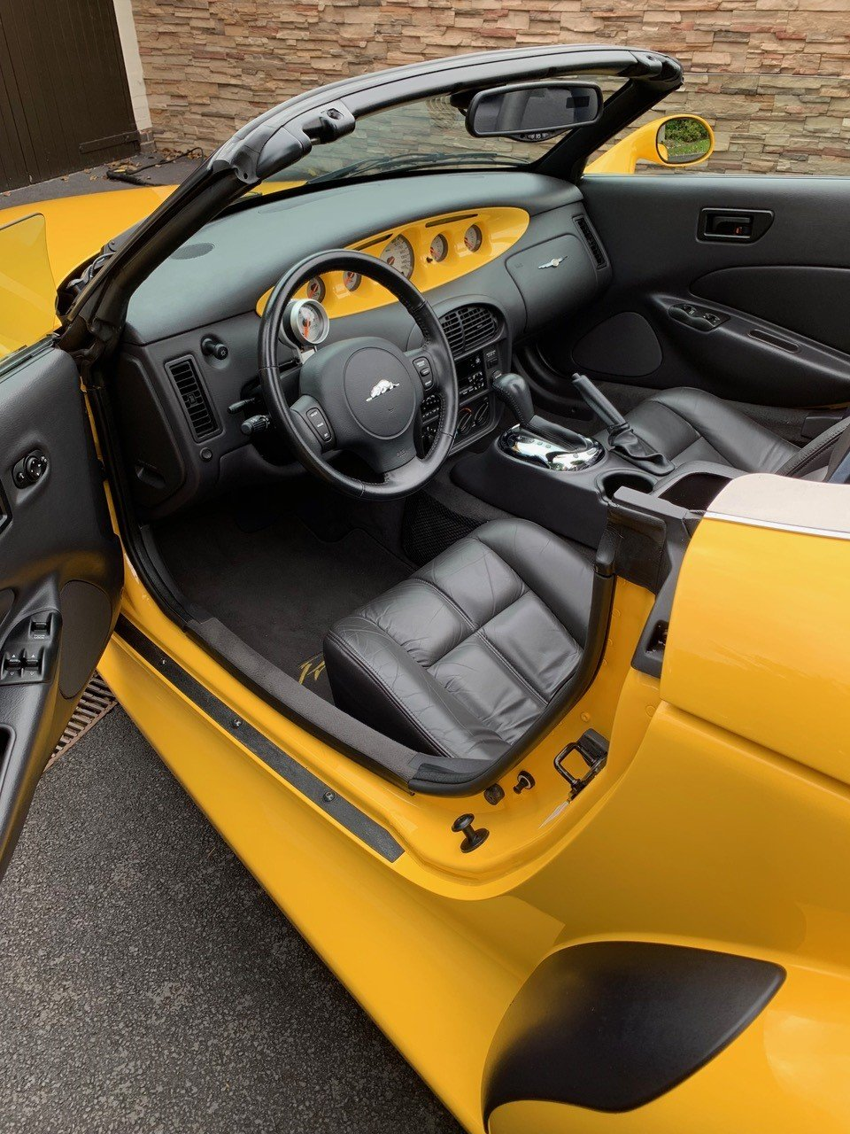 2002 Plymouth Prowler with trailer V Low Milage For Sale (picture 3 of 6)