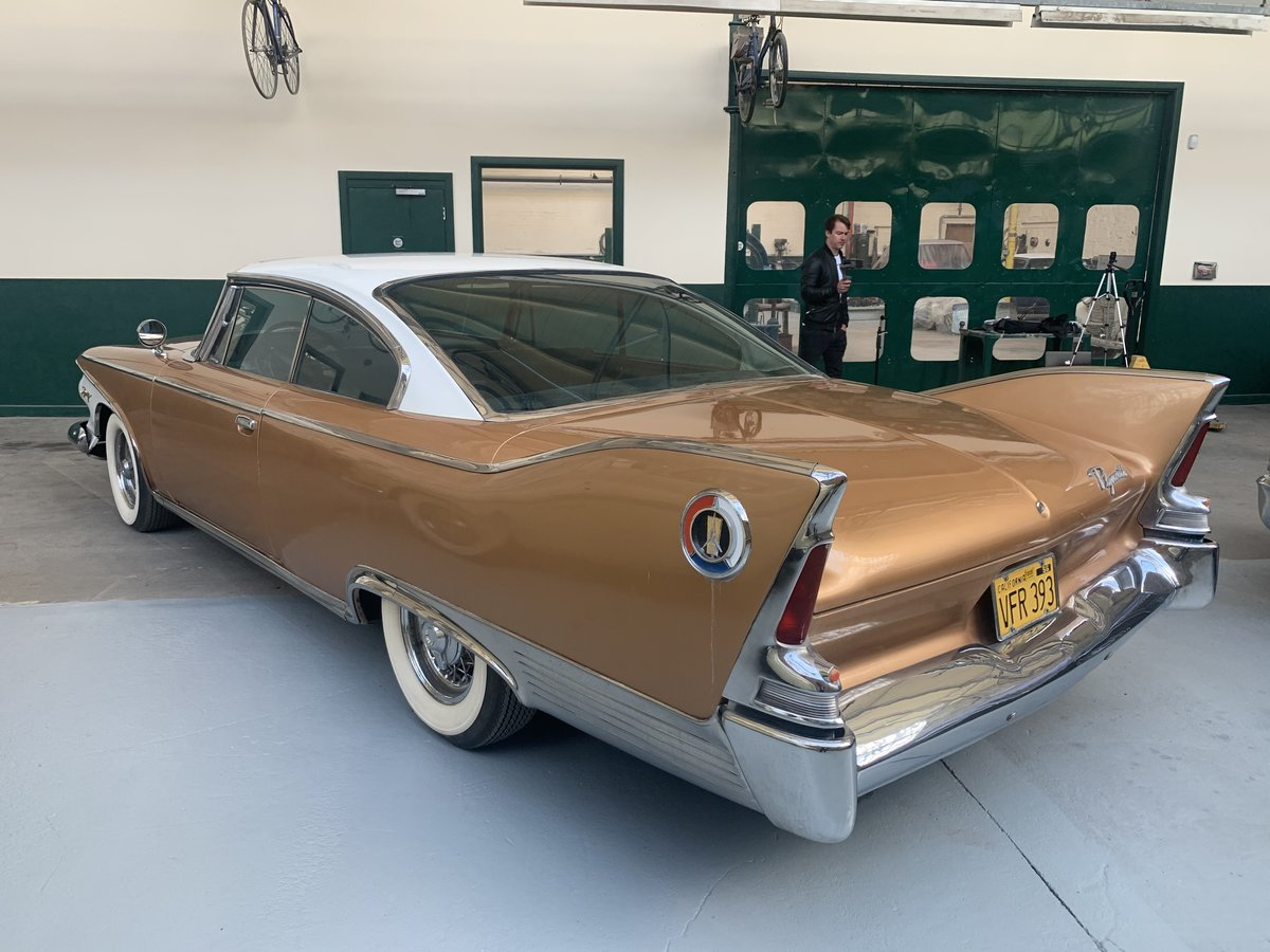 1960 Plymouth Fury Pillarless Coupe For Sale (picture 2 of 6)