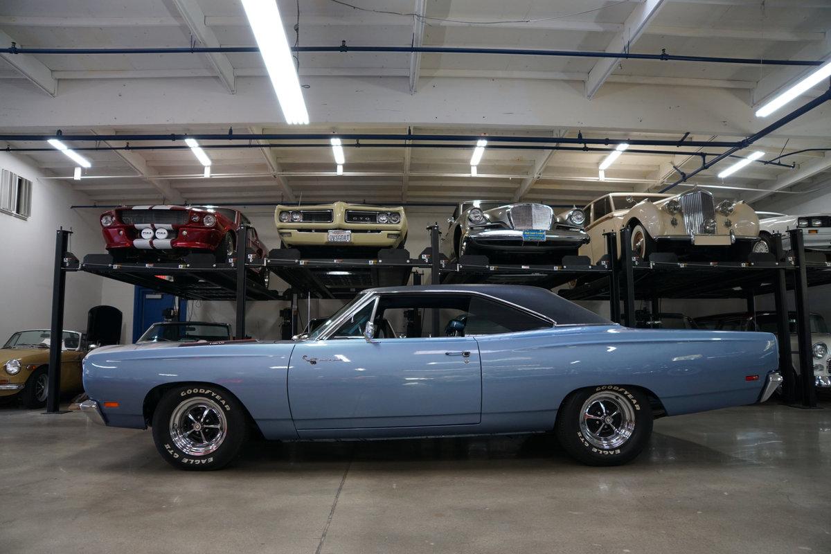 1969 Plymouth Roadrunner 426 V8 HEMI SOLD (picture 2 of 6)