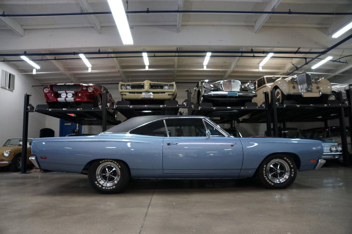 1969 Plymouth Roadrunner 426 V8 HEMI SOLD (picture 3 of 6)