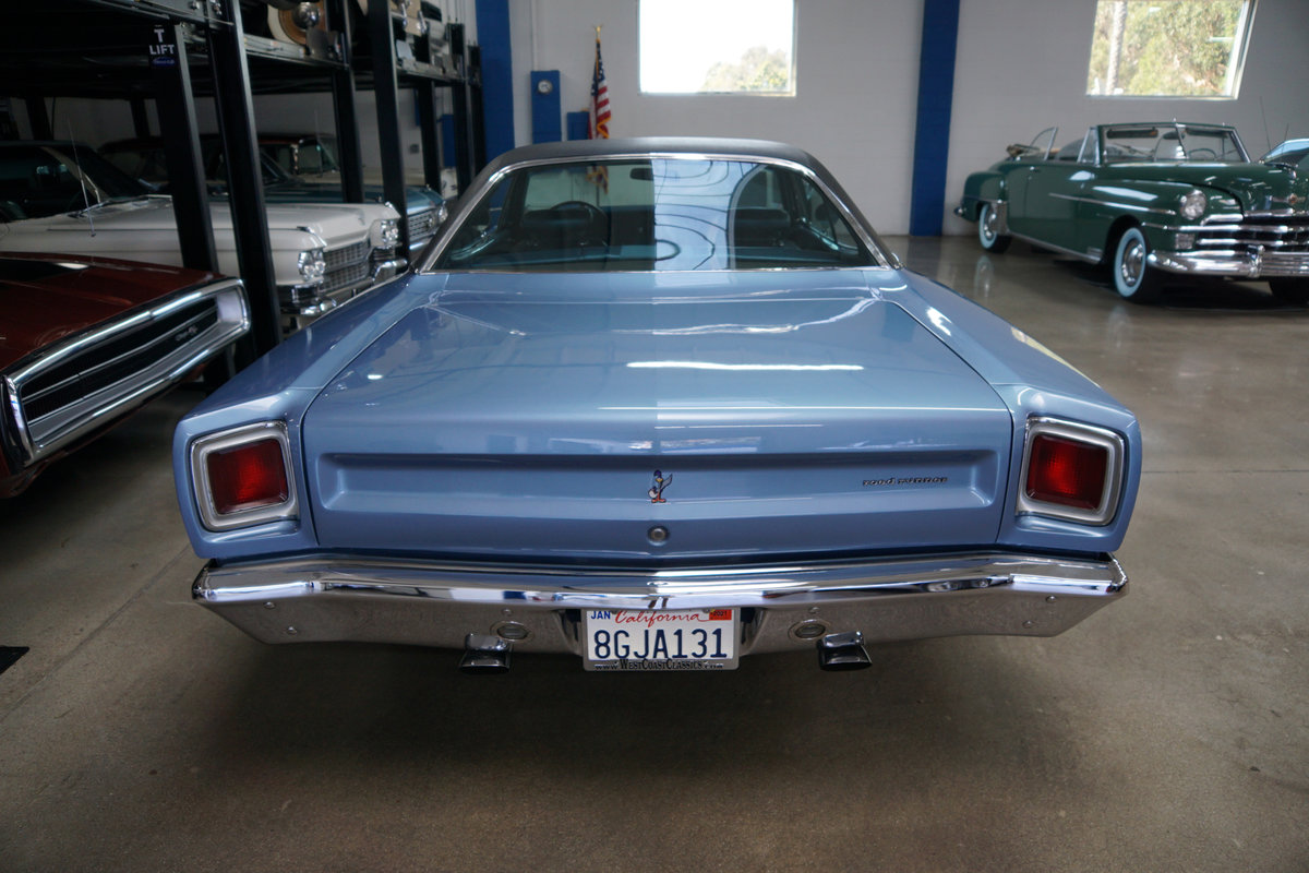 1969 Plymouth Roadrunner 426 V8 HEMI SOLD (picture 4 of 6)