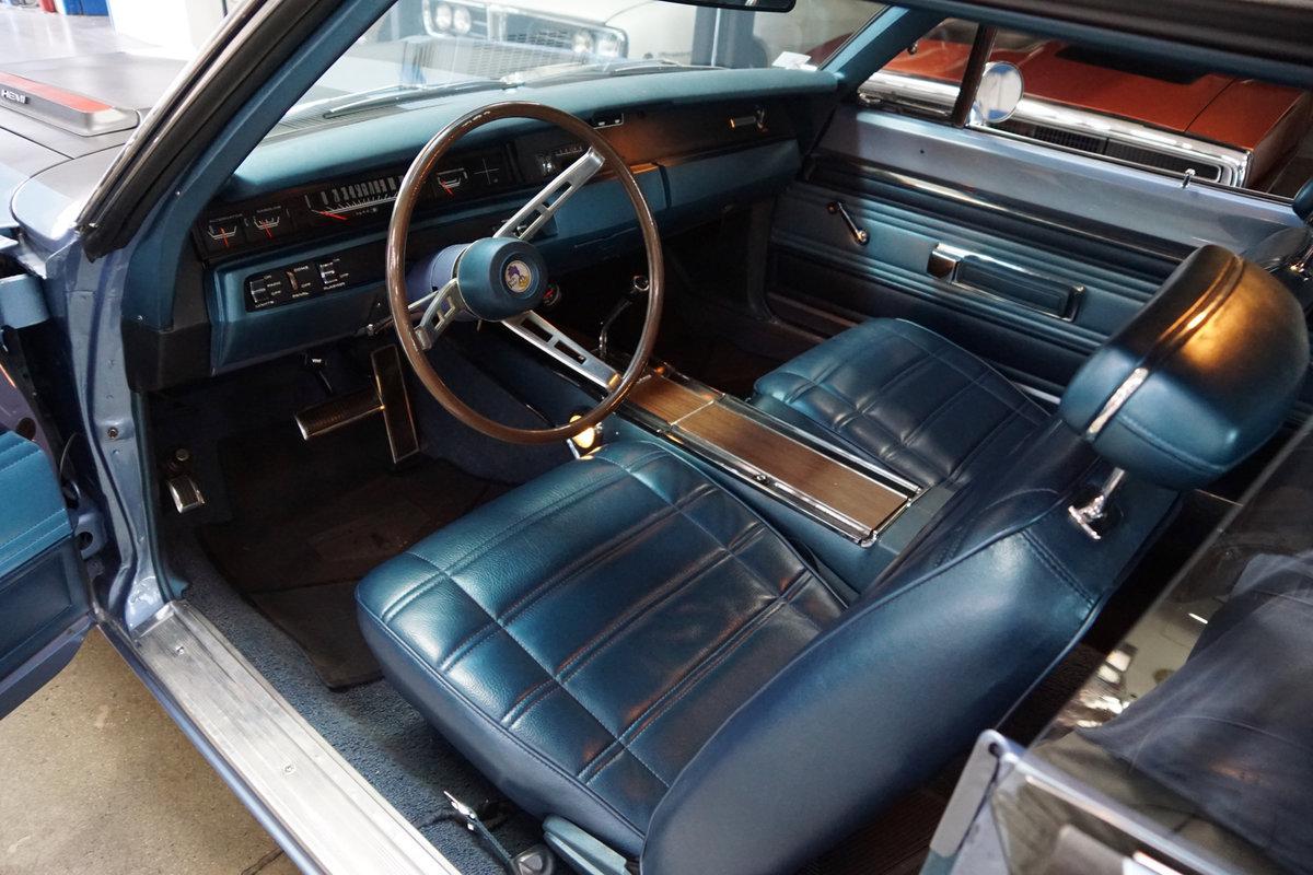 1969 Plymouth Roadrunner 426 V8 HEMI SOLD (picture 5 of 6)