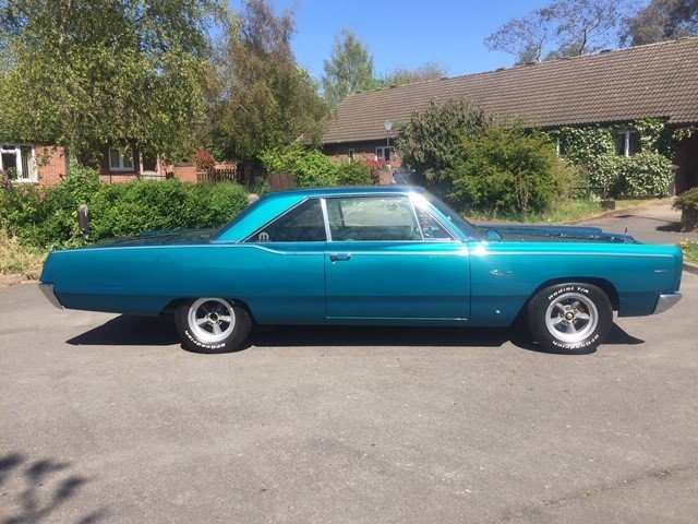 1967 Plymouth Fury 111 383 commando Stunning 1 owner  For Sale (picture 4 of 6)