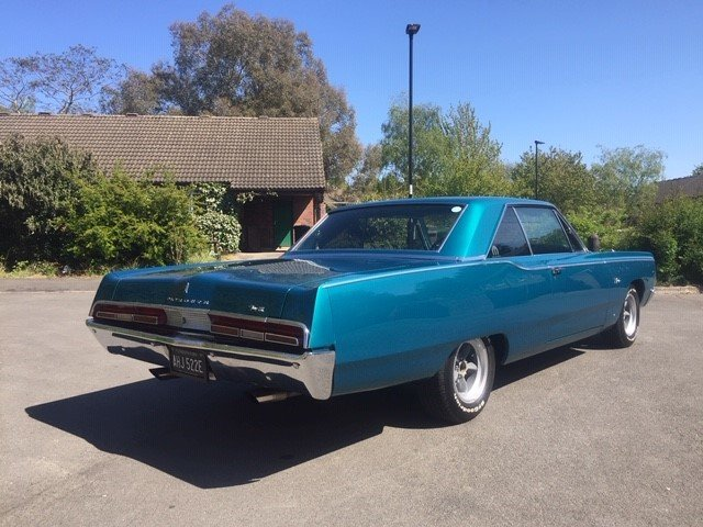 1967 Plymouth Fury 111 383 commando Stunning 1 owner  For Sale (picture 5 of 6)