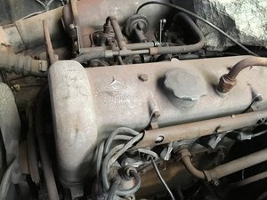 1958 Mercedes Benz RHD 90sl Barn Find