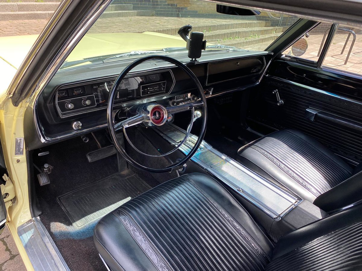 1966 Plymouth Satellite 440 Auto . Classic Mopar Muscle  For Sale (picture 4 of 6)