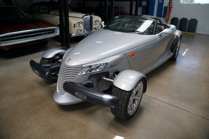 2000 Plymouth Prowler with 3,242 original miles! SOLD