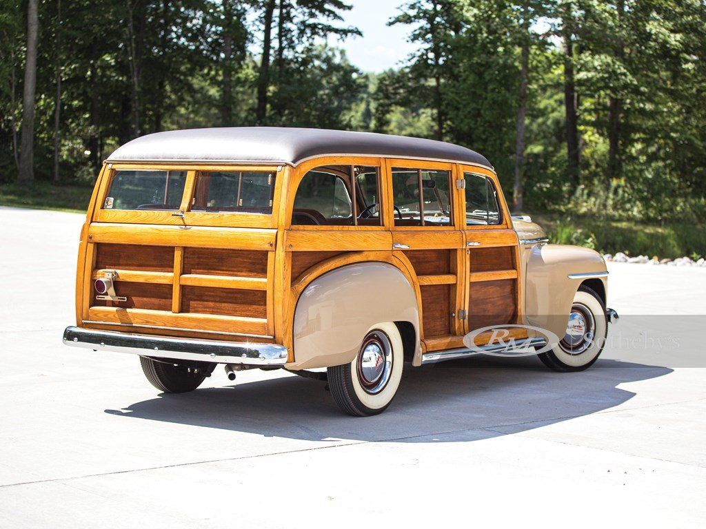 1948 Plymouth Special DeLuxe Six Station Wagon  For Sale by Auction (picture 2 of 6)