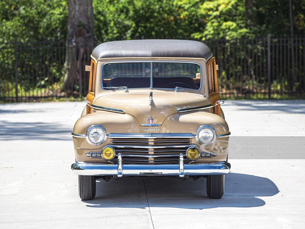 1948 Plymouth Special DeLuxe Six Station Wagon  For Sale by Auction (picture 6 of 6)