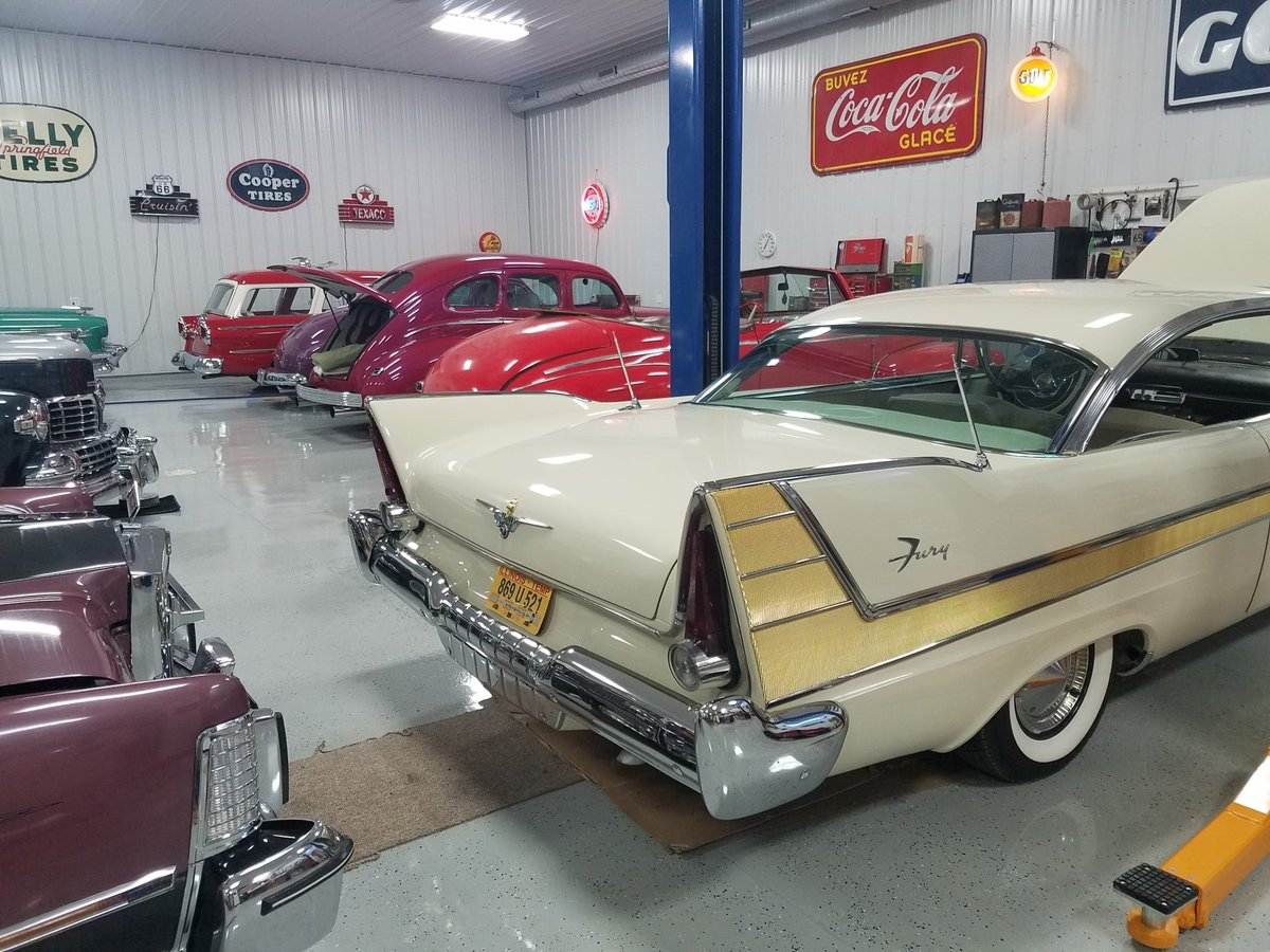1957 Plymouth Fury (Parkersburg, IL) $65,900 obo For Sale (picture 2 of 6)