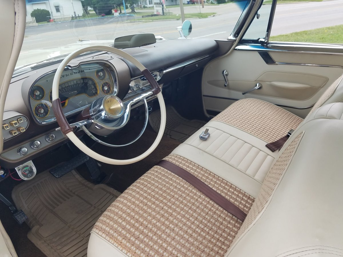 1957 Plymouth Fury (Parkersburg, IL) $65,900 obo For Sale (picture 5 of 6)